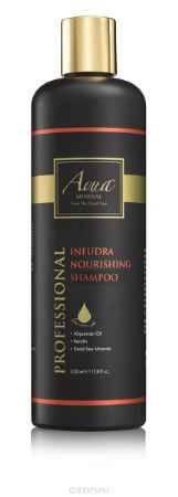 Купить Aqua mineral Шампунь для волос увлажняющий и питательный 350мл