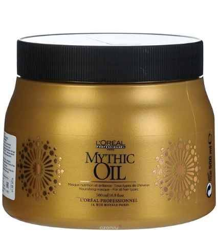 Купить L'Oreal Professionnel Mythic Oil Питательная маска 500 мл