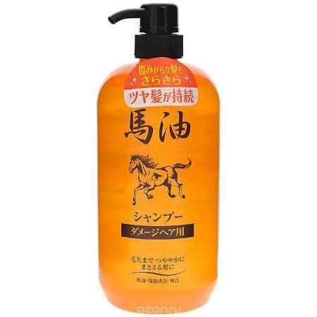 Купить Junlove Шампунь для поврежденных волос, в результате окрашивания и химической завивки волос, 1000 мл