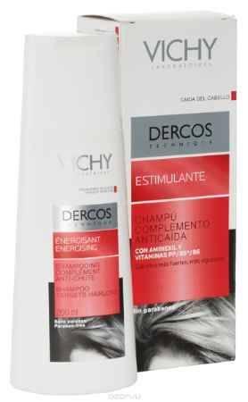 Купить Vichy Шампунь тонизирующий от выпадения волос