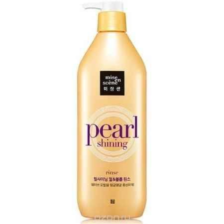 Купить Mise en Scene Кондиционер для волос Pearl Shining для объёма волос, 530 мл