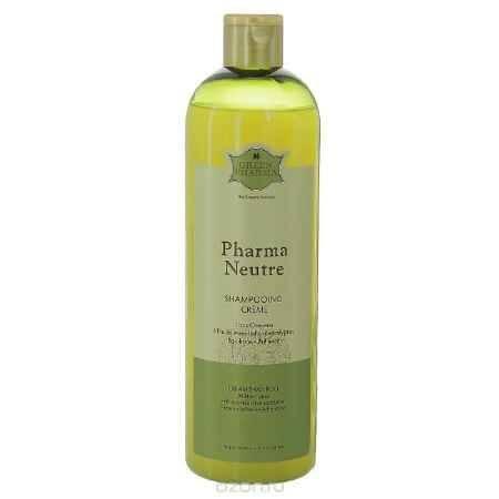 Купить Шампунь-крем Greenpharma