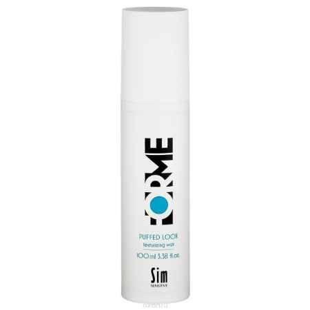 Купить SIM SENSITIVE Текстурирующий воск для укладки волос FORME Puffed Look Texturizing Wax, 100мл