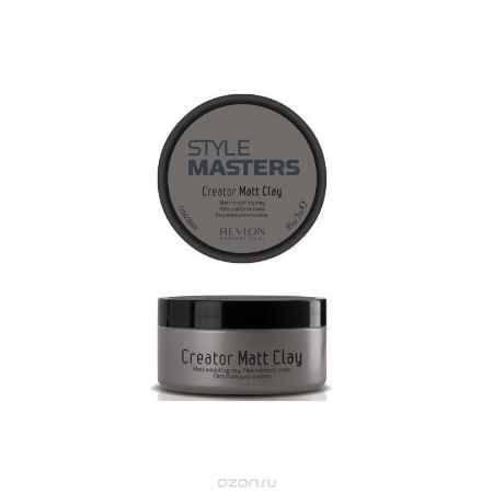 Купить Revlon Professional SM Глина моделирующая для волос Creator Matt Clay 85 мл