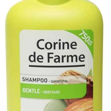Купить Corine De Farme Мягкий шампунь с миндалем, 750 мл