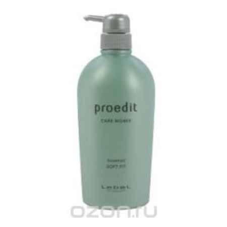 Купить Lebel Proedit Care Шампунь для жестких и непослушных волос Works Soft Fit Shampoo 700 мл