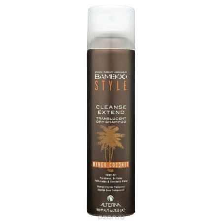 Купить Alterna Сухой спрей-шампунь для свежести и объема с ароматом манго и кокоса Bamboo Style Cleanse Extend Mango Coconut - 150 мл
