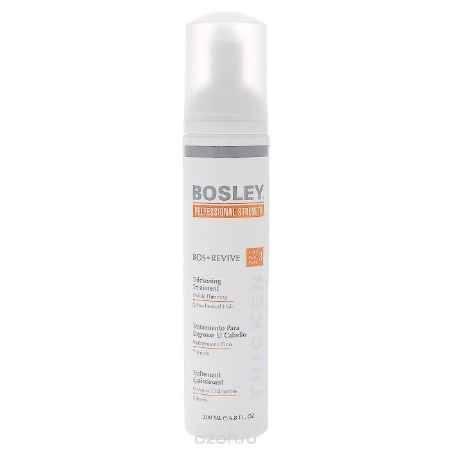 Купить Bosley Уход, увеличивающий густоту истонченных и окрашенных волос, 200 мл