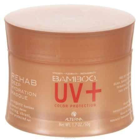 Купить Alterna Восстанавливающая маска-уход за цветом Bamboo Color Care UV+ Rehab Deep Hydration Masque - 50 мл