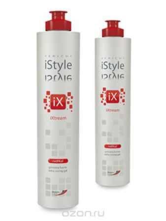 Купить Periche Гель охлаждающий для волос экстрасильной фиксации iXtream Ice Radikal 250 мл