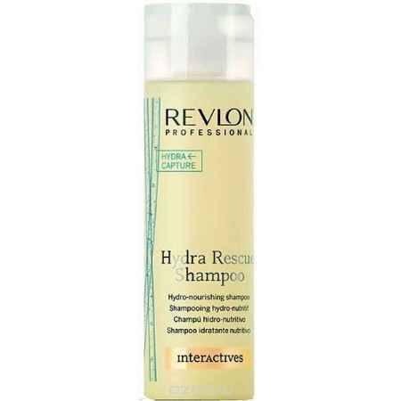 Купить Revlon Professional Interactives Шампунь для волос увлажняющий и питающий Hydra Rescue 250 мл