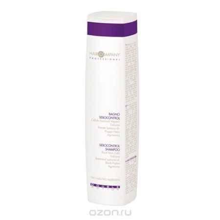 Купить Hair Company Специальный шампунь, регулирующий работу сальных желез Double Action Sebocontrol Shampoo 250 мл