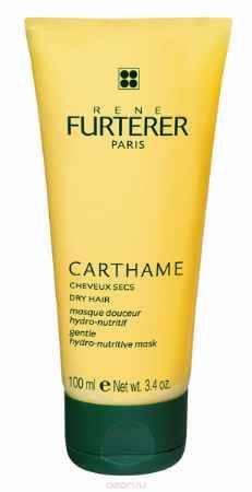 Купить Rene Furterer Carthame Маска увлажняющая питательная, для сухих волос, 100 мл