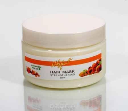 Купить Holy Fruit Маска укрепляющая Облепиха (для сухих волос) Strengthening Hair Mask, 250 мл
