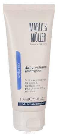 Купить Marlies Moller Volume Шампунь для придания объема волосам, 100 мл