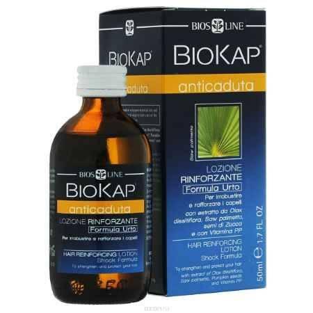 Купить BioKap Лосьон для укрепления и защиты волос от выпадения, 50 мл
