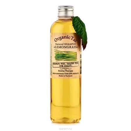 Купить OrganicTai Натуральный шампунь для волос «ЛЕМОНГРАСС» 260 мл