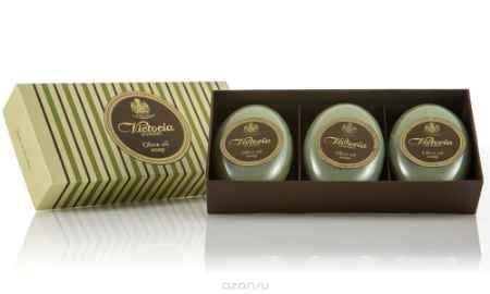 Купить Victoria Soap Victoria Olive Oil Soap Оливковое мыло для тела, 3х100 г