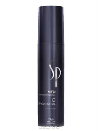 Купить Wella SP Крем для текстуры и блеска Men Defined Structure, 100 мл