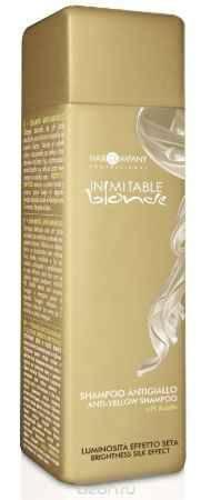 Купить Hair Company Шампунь анти-желтый Inimitable Blonde Anti-Yellow Shampoo 250 мл