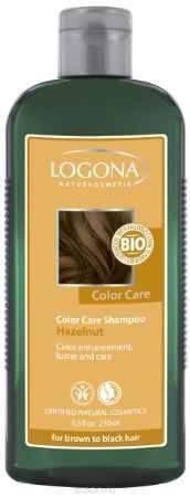 Купить LOGONA Color Care Шампунь с Лесным Орехом 250 мл