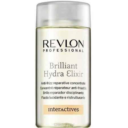 Купить Revlon Professional Interactives Концентрат восстанавливающий для волос Brilliant Hydra Elixir 125 мл