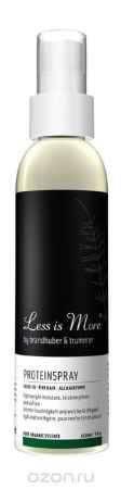 Купить Less is More Лосьон-спрей для волос с протеинами, увлажняющий, несмываемый, 150 мл