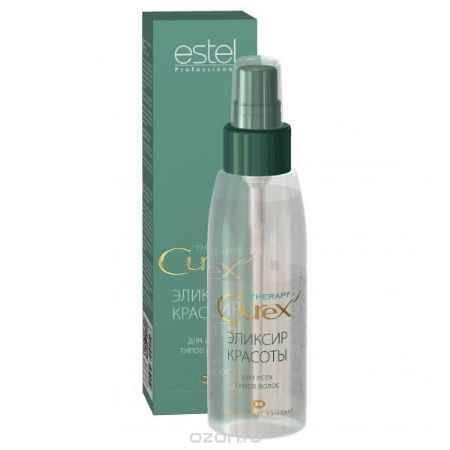 Купить Estel Curex Therapy Эликсир красоты для всех типов волос 100 мл
