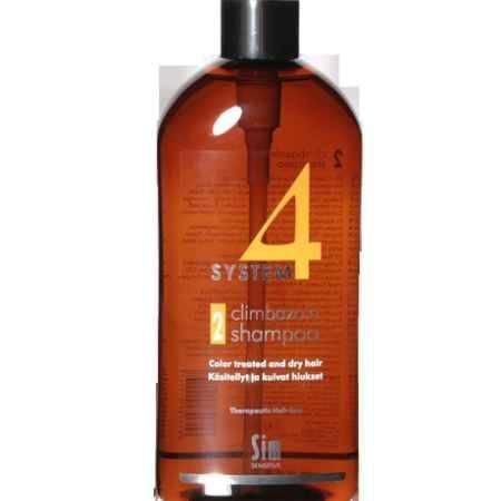 Купить SIM SENSITIVE Терапевтический шампунь № 2 SYSTEM 4 Climbazole Shampoo 2 , 500 мл