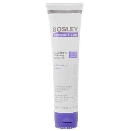 Купить Bosley Гель для объема и густоты волос, 150 мл