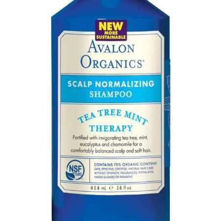 Купить Avalon Organics Нормализующий шампунь
