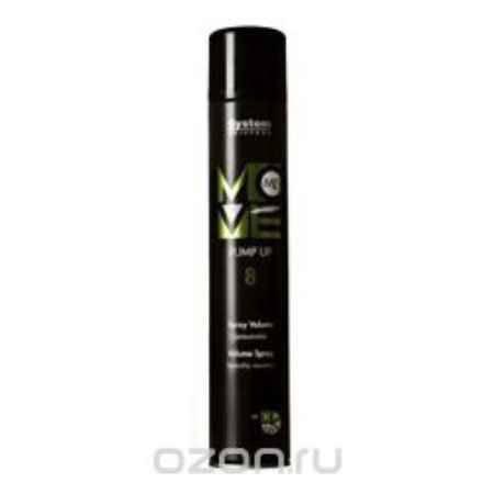 Купить Dikson Move Лак спрей для придания объема волосам Me 8 Pump Up 500 мл