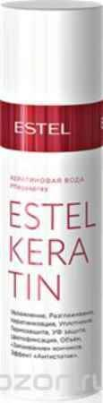 Купить Estel Thermokeratin - Кератиновая вода для волос 100 мл