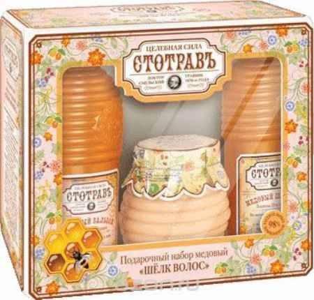 Купить Стотравъ Подарочный набор медовый