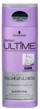 Купить Essence Ultime Шампунь для лишенных объема и тонких волос