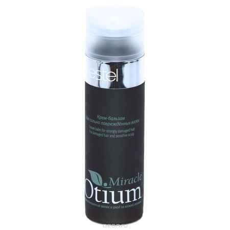 Купить Estel Otium Miracle Крем-бальзам для сильно поврежденных волос 200 мл