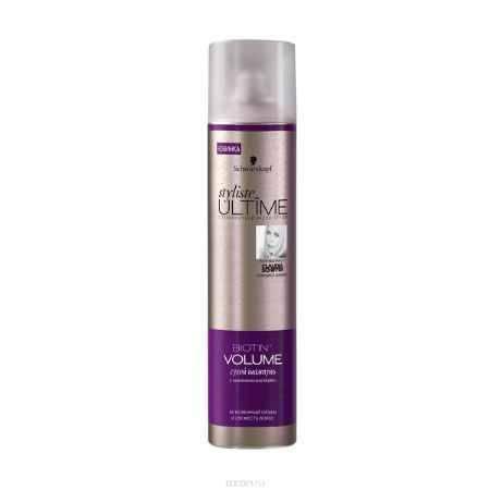 Купить STYLISTE ULTIME Сухой шампунь Biotin+Volume, 200 мл