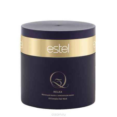 Купить Estel Q3 Relax - Маска для волос с комплексом масел Q3 300 мл