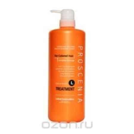 Купить Lebel Proscenia Маска для окрашенных и химически завитых волос Treatment L 980 мл
