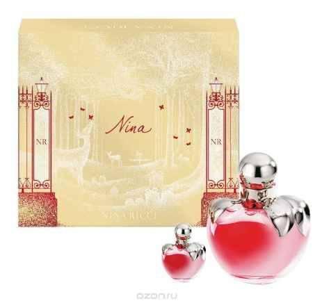 Купить Nina Ricci Подарочный набор