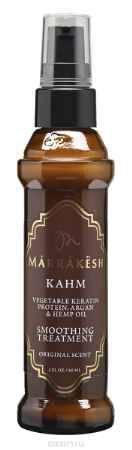 Купить Marrakesh Сыворотка для волос с кератином Kahm, 60 мл