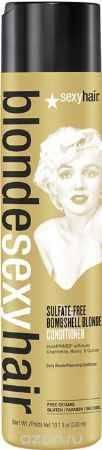 Купить Sexy Hair Кондиционер для сохранения цвета без сульфатов, BLSH Bombshell Blonde Conditioner, 300 мл