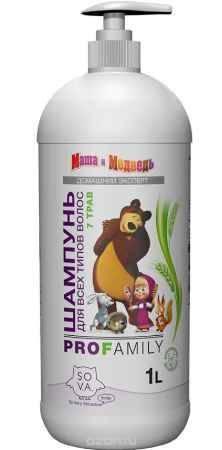 Купить Маша и Медведь Шампунь 7 трав