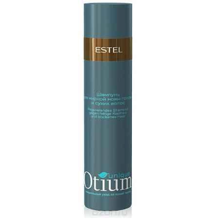 Купить Estel Otium Unique Шампунь для жирной кожи головы и сухих волос 250 мл
