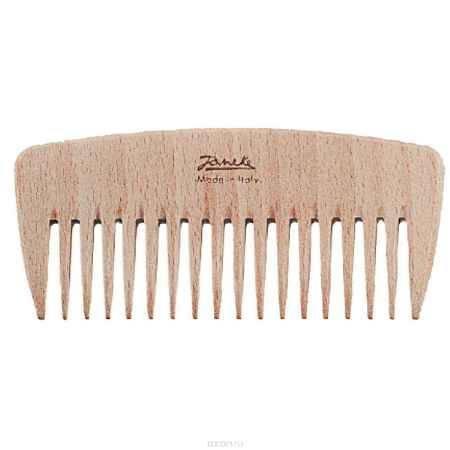 Купить Janeke Расческа для волос деревянная, LG362
