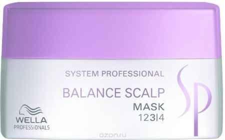 Купить Wella SP Маска для чувствительной кожи головы Balance Scalp Mask, 400 мл