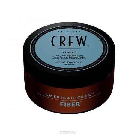 Купить American Crew Паста высокой фиксации с низким уровнем блеска Fiber Gel 85 г