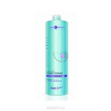 Купить Hair Company Бальзам для волос с минералами и экстрактом жемчуга Professional Light Mineral Pearl Conditioner 1000 мл