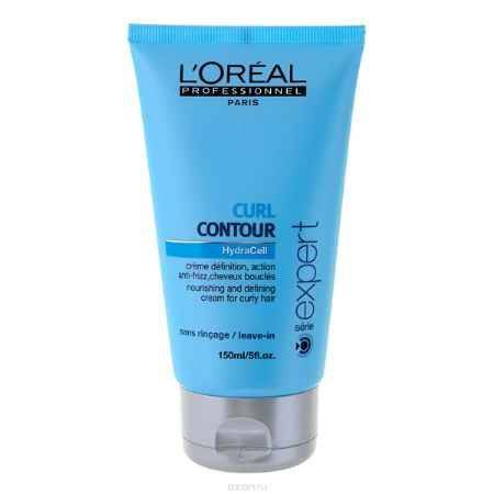 Купить L'Oreal Professionnel Крем для четкости контура завитка для вьющихся волос Expert Curl Contour - 150 мл