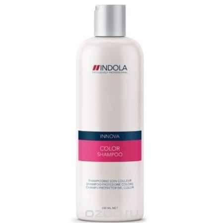 Купить Indola Шампунь для окрашенных волос Innova Color Shampooing - 300 мл